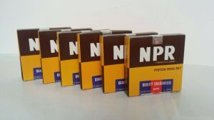 6BG1 NPR Piston Ring For Excavator Engine Parts pictures & photos