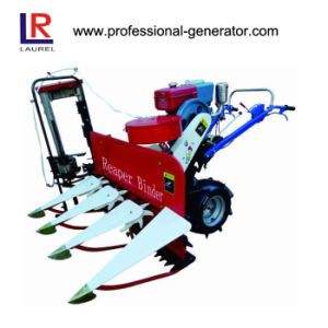 Flexible Farming 1000mm Cutting Width Paddy Reaper Binder pictures & photos