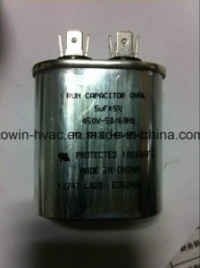 Qualified AC Motor Run and Start Capacitor pictures & photos