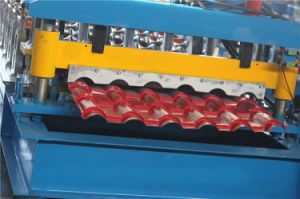 Hot Sale 828 Glazed Tile Roll Forming Machine pictures & photos