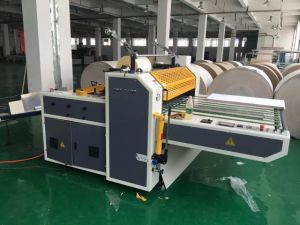 Semi-Auto One Side Paper Laminating Machine Hottest Manafacture pictures & photos