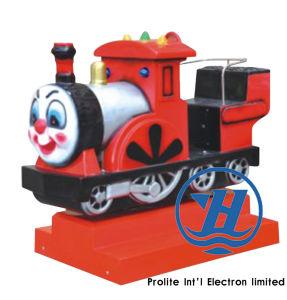 Tomas Train Kiddie Ride Game Machine (ZJ-K46) pictures & photos