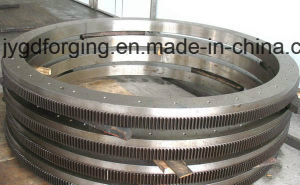 Huge Forged 1045 Carbon Steel Flange Ring pictures & photos