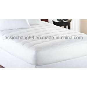 Micro Peach Water Proof Mattress Pad pictures & photos