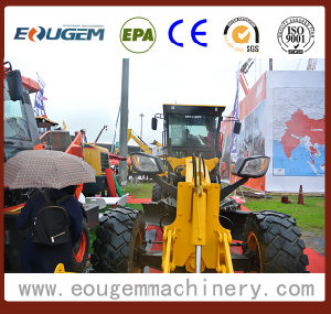 EOUGEM GR120 Motor Grader with Dozer and Ripper pictures & photos