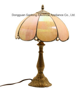 Factory Direct Sales High Quality Hotel Bedside Resin Table Lamp Decorative Lighting pictures & photos