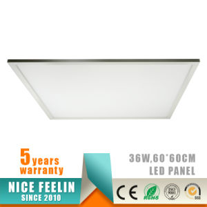 120lm/W Super Brightness 600X600mm 36W LED Panel pictures & photos