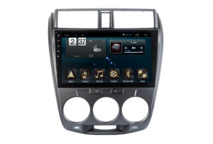New Ui Android System Car DVD for Hond City 2008 with Car Navigation Car Player