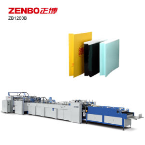 Sheet Feeding Paper Bag Tube Making Machine (Zb1200B) pictures & photos