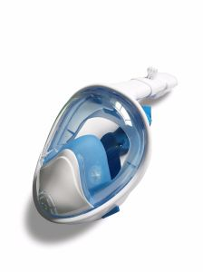 New Design Anti-Foggy, Anti-Leaking Dry Full Face Diving Mask pictures & photos