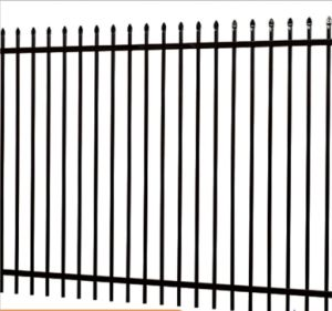 High Quality Steel Grating Fence pictures & photos
