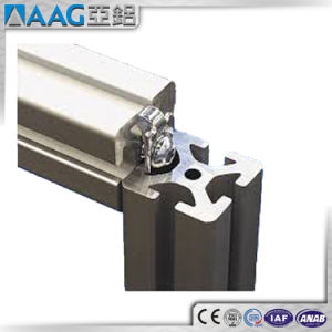 Industrial Aluminum T Slot Profile for Tranportation Tools pictures & photos