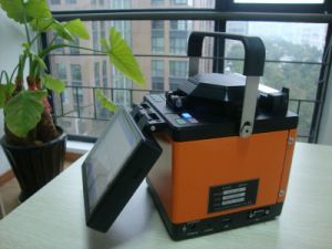 Techwin Fiber Optic Splice Machine Equal to Fusion Splicer Fujikura pictures & photos