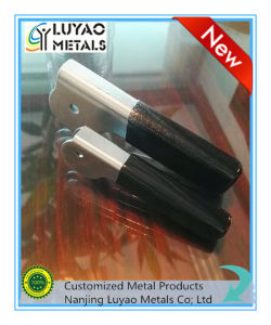 Handle-Stamping Handle with Plastic Coating pictures & photos