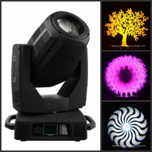 Newest 350W 17r Beam Spot Wash 3in1 Moving Head Light pictures & photos