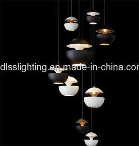Simple modern Apple Shade Aluminum Pendant Lamp pictures & photos