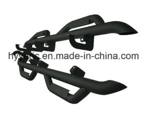 Texture Black Powder Coated Nerf Bar for Chevy 1500 Ext Cab 14-15