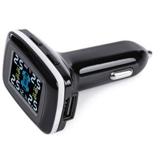 LCD Car Wireless Sensor Alarm Tire Pressure Monitor Diagnostic pictures & photos