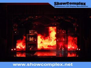 Indoor Full Color LED Display Board for Rental with High Contrast (pH2.5) pictures & photos
