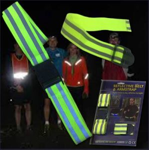 Custom High Quality Hi Vis Reflective Safety Belt pictures & photos