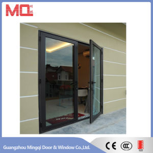 Aluminum Exexternal Opening Glass Door pictures & photos
