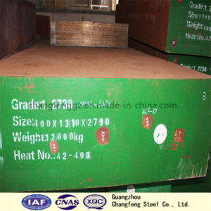 Tool Steel 1.2738/P20 Alloy Steel Plate pictures & photos