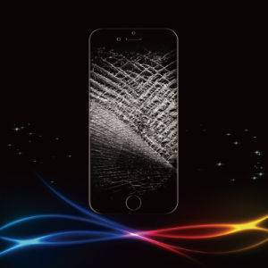 Mobile Phone Accessories Unbroken Edge Tempered Glass Screen Film for iPhone 6/6plus pictures & photos