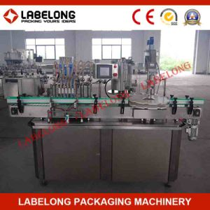 1000bph Cooking Oil Filling and Sealing Machine pictures & photos
