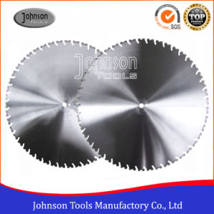 760mm Laser Diamond Wall Saw Blade for Fast Cutting Bridge pictures & photos