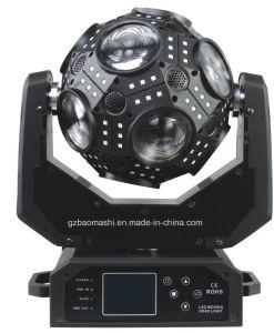 12PCS CREE 4 in 1 LED Cosmopix Moving Head Light/Football Effect Light/Disco Light/Stage Light