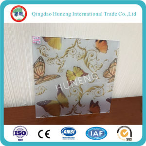 China Beautiful New Design Decorative Glass pictures & photos