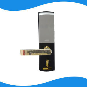 High Identification Speed Biometric Face Recognition Wooden Door Locks pictures & photos