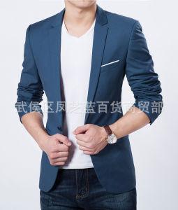 Light Weight Casual Blazer Jacket Men′s Sportswear Men Suits Fashion pictures & photos