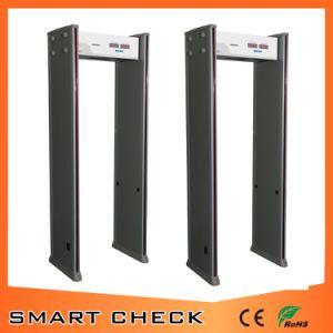 6 Zones Door Frame Metal Detector Security Metal Detector pictures & photos
