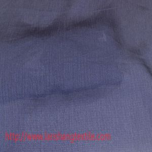 Polyester Fabric Dyed Jacquard Lattice Chemical Fabric for Woman Dress Garment pictures & photos
