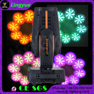 Disco Light 17r 350W Sharpy Beam Spot Wash 3in1 Moving Head pictures & photos