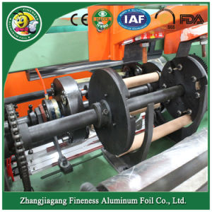 China Classical Machine for Rewinding of Aluminum Foil pictures & photos