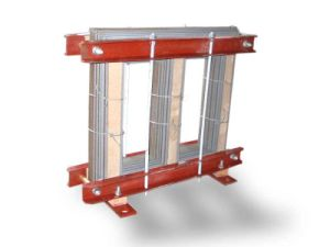 Three Phase Steel Sheet Laminated Transformer Iron Core pictures & photos