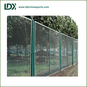 Royal Football Stadium Galanized Steel Soccer Field Fence pictures & photos