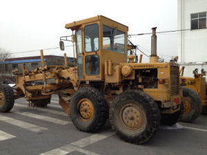 Used Japan Made Cheap Good Performance Komatsu (GD505) Motor Grader, Gd511 pictures & photos