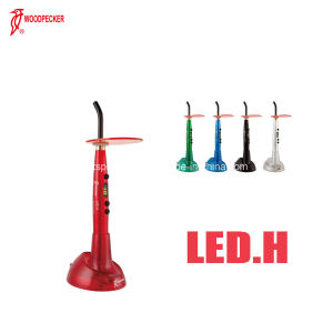 Woodpecker Wireless LED. H Dental LED Curing Light pictures & photos
