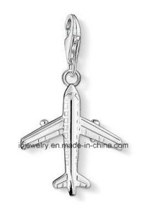 Silver Anchor Charm for DIY Jewelry Making pictures & photos