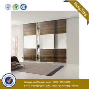 Simple Elagant Furniture Sliding Wardrobe with 3 Doors (HX-1766) pictures & photos