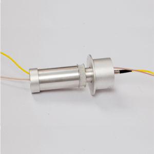 Hybrid Transmission No Bore Slip Ring Exquisite Appearance
