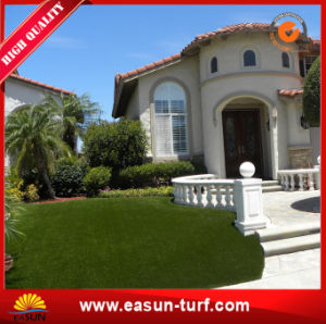 Landscaping Plastic Artificial Green Turf for Garden pictures & photos