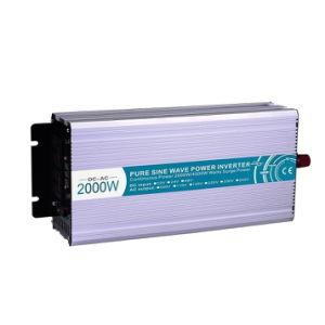 2000W off Grid Solar Inverter Pure Sine Power Inverter pictures & photos