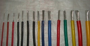 Aluminium Conductor 450/750 V PVC Winding Wire Cable pictures & photos