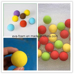 Hot Sale! EVA Toy High Density EVA Foam Balls Bouncy Rubber Ball