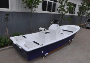 Liya Coque Rigide Fibre De Verre Bateau Panga Boat a Vendre France pictures & photos