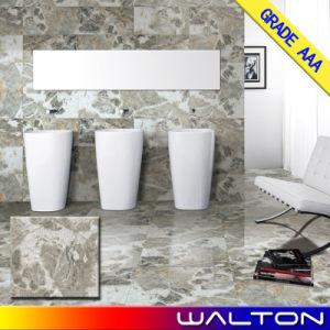 600X600mm Glaze Tile Glossy Porcelain Tile Looks Like Marble Floor Tile (WG-IMB1624) pictures & photos